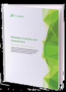 Shinydocs Metadata Report